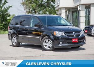 2016 Dodge Grand Caravan Just Arrived...Crew | BU CAMERA | BLUET