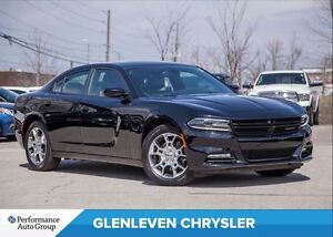 2016 Dodge Charger SXT PLUS | AWD | NAV | SUNROOF | LEATHER