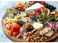 Cheese and Meat boards for parties and events