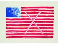 BRITISH MUSEUM TICKETS: 'AMERICAN DREAM - POP TO THE PRESENT' EXHIBITION- SATURDAY 17th June @7.20pm