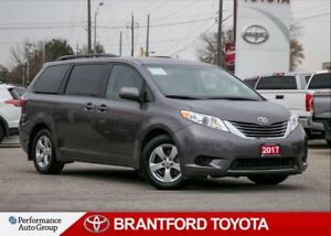 2017 Toyota Sienna Sold.... Pending Delivery