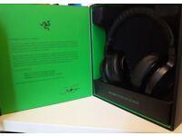 Razer Kraken Chroma 7.1 Headphones