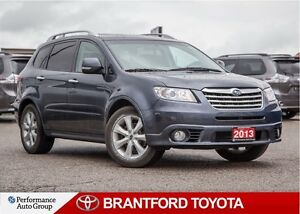 2013 Subaru Tribeca Trade In, Carproof Clean, Leather, Sunroof,