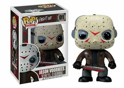 Funko Pop! Movies: Friday the 13th - Jason Voorhees Vinyl Figure
