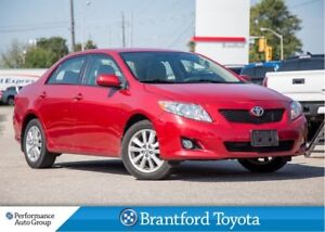 2009 Toyota Corolla LE, Only 99112 Km's, Trade In, Push Start, A