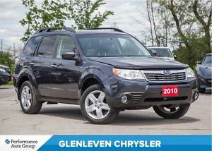 2010 Subaru Forester 2.5X Limited   NAV   ROOF   LEATHER