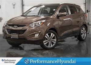 2014 Hyundai Tucson Limited AWD at