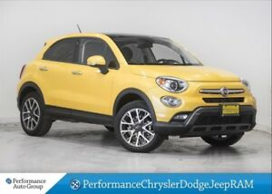 2017 Fiat 500X Trekking * AWD * Dual-pane Power Sunroof