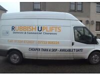 Rubbish Uplifts Cheaper Than A Skip - Waste Collection