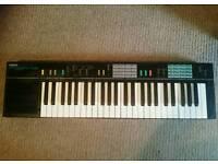 Vintage Yamaha PSR-12 keyboard