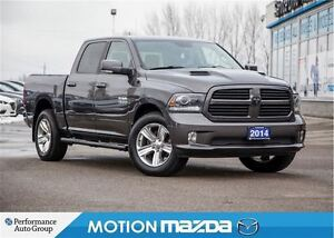 2014 Ram 1500 Sport Crew Over $3K Upgrades!