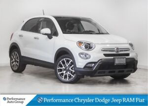 2017 Fiat 500X Trekking * Panormaic Sunroof * Back up Camera