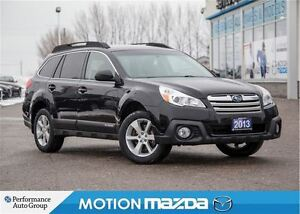 2013 Subaru Outback 3.6R Roof Heated Seats Dual Climate