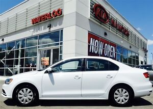 2015 Volkswagen Jetta Trendline 2.0 6sp at Former Daily Rental Kitchener / Waterloo Kitchener Area image 1