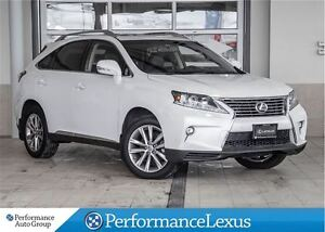 2015 Lexus RX 350 6A ONE OWNER !!