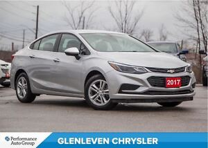 2017 Chevrolet Cruze LT | BU CAMERA | BLUETOOTH | HEATED SEATS