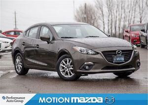 2014 Mazda MAZDA3 GS 6Spd Sunroof Heated Seats