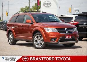 2013 Dodge Journey Crew, Heated Seats, Back up Camera, 19 Inch W