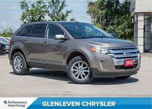 2013 Ford Edge Limited | AWD | PANORAMIC ROOF | NAV | BU CAMERA