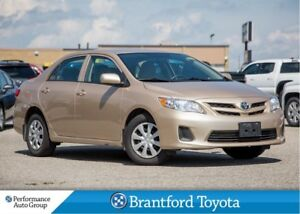 2011 Toyota Corolla CE, Automatic, One Owner Trade, Very Clean