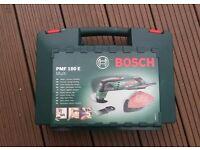 BOSH Multi Tool for SAWING, CUTTING, SANDING 180W