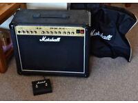 "Marshall DSL 401 1 X 12"" Combo Guitar Amplifer"