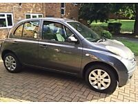 NISSAN Micra 1.4 SVE Auto 2006/55 Lady Driver Full Service History New MOT Excellent Condition
