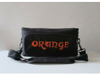 Orange Tiny Terror Head Padded Gig Bag