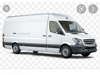 Wanted van sprinter Mercedes vw