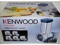 Kenwood Chef Metal Roto Food Cutter AT643B