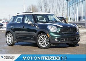 2014 MINI Cooper Countryman Cooper S ALL4 Pano-roof Leather
