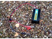 Power inverter for Leisure battery