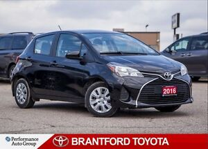 2016 Toyota Yaris LE, Hatchback, Automatic, 4 to choose from