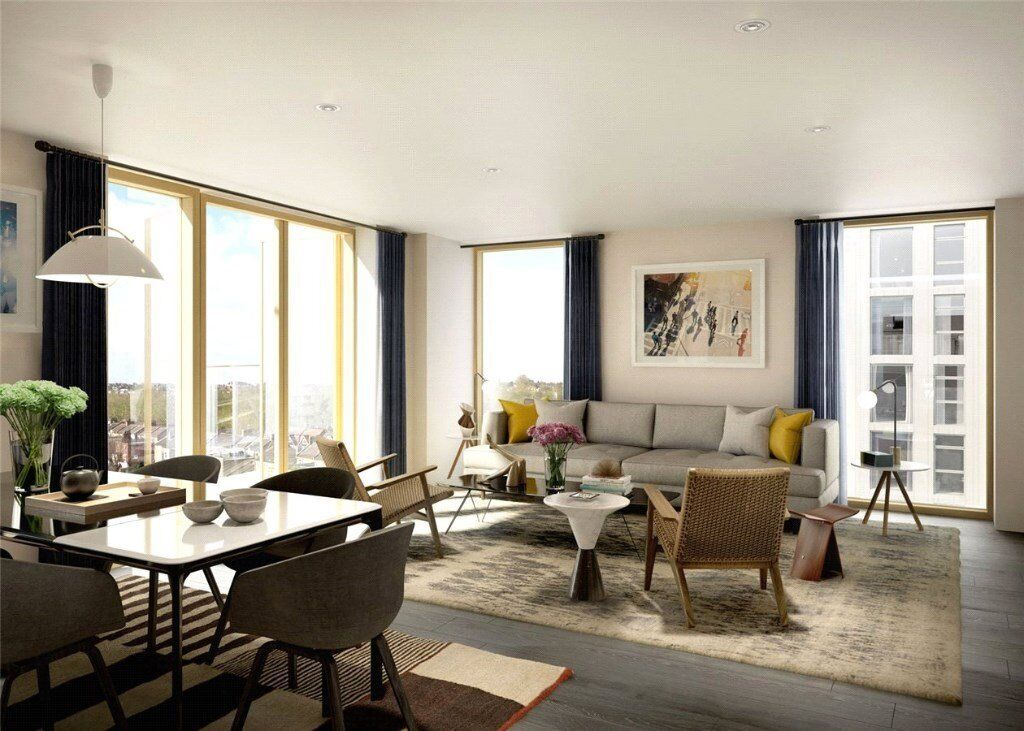 BRAND NEW LUXURY 1 BED QUEENS PARK PLACE BIRCHSIDE APARTMENTS NW6 KILBURN MAIDA KENSAL BRONDESBURY