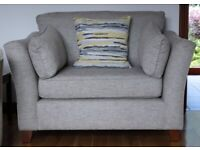Armchair (Love Seat) from Marks & Spencer