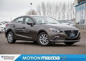 2014 Mazda MAZDA3 GS Bluetooth Alloys Cruise