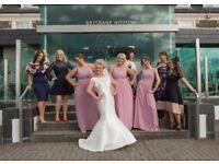 Wedding Dress (Ronald Joyce - Honey)
