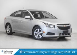 2014 Chevrolet Cruze 2LT * Leather * Sunroof * Back up Camera