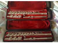 Yamaha 211s and 311 flute for sale