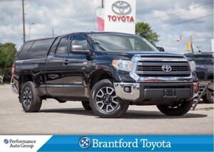 2014 Toyota Tundra TRD OFF Road, DBL Cab, Trade In, Leer Cap
