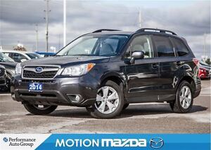 2014 Subaru Forester 2.5i Touring PKG AWD Roof
