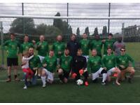 Football Sunday Vets Team