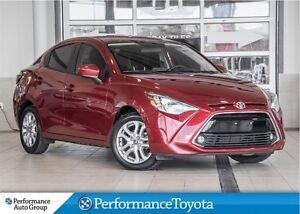 2016 Toyota Yaris 4-Door Sedan Premium 6AT