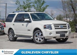 2008 Ford Expedition Just Arrived...Limited | NAV | DVD | ROOF