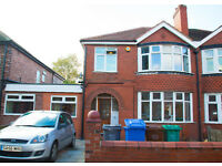 Refurbished 6 Bedroom Student House in Fallowfield, Egerton Road