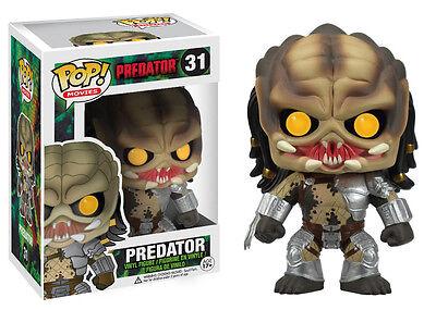 "Funko Pop Horror Movies Predator Vinyl Action Figure 3144 Collectible Toy, 3.75"""