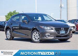 2014 Mazda MAZDA3 SPORT GS Sunroof Navigation