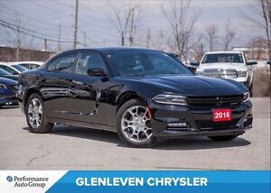 2016 Dodge Charger SXT PLUS | AWD | NAV | SUNROOF | BU CAMERA