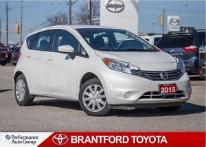 2015 Nissan Versa Note SV, New Tires!! Back up Camera, Bluetooth