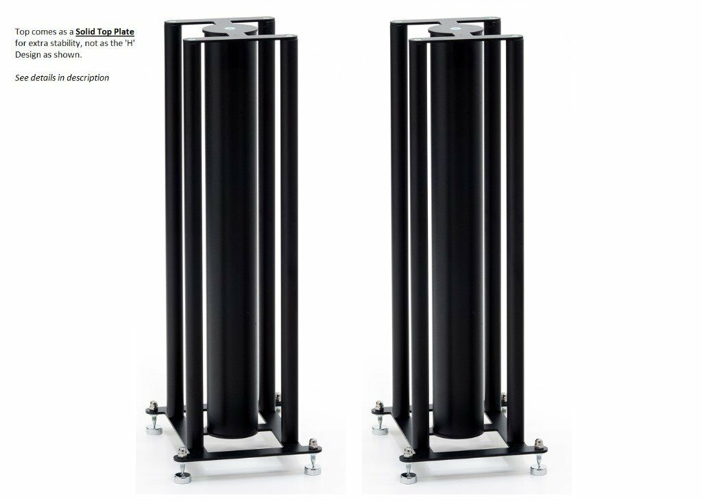 Yamaha NS-10M Special Order Made to Measure 104 Signature Range Speaker Stands